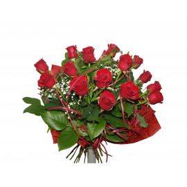 Bukiet róże